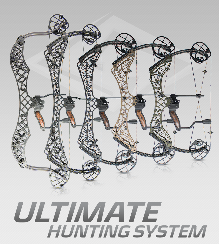 Gearhead Archery Ultimate Hunting System