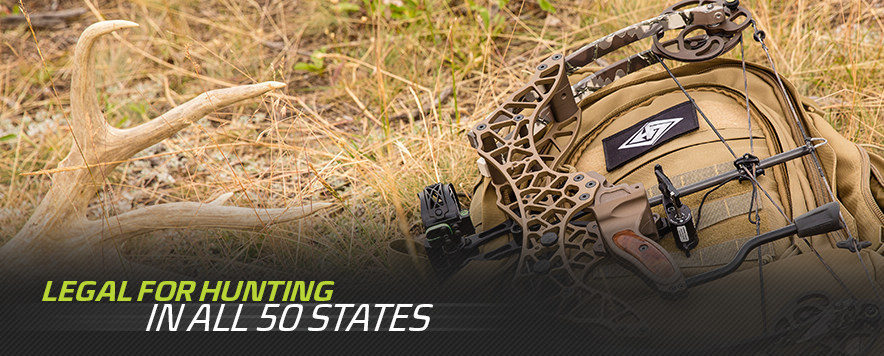 Regulations - state by state legal bow ruling – Gearhead Archery