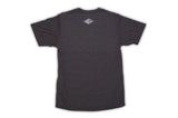 Men's Grey Short Sleeve Shirt