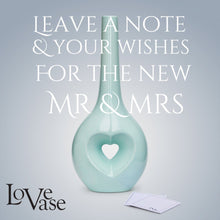 LoveVase Baby Blue Wedding Gift Idea