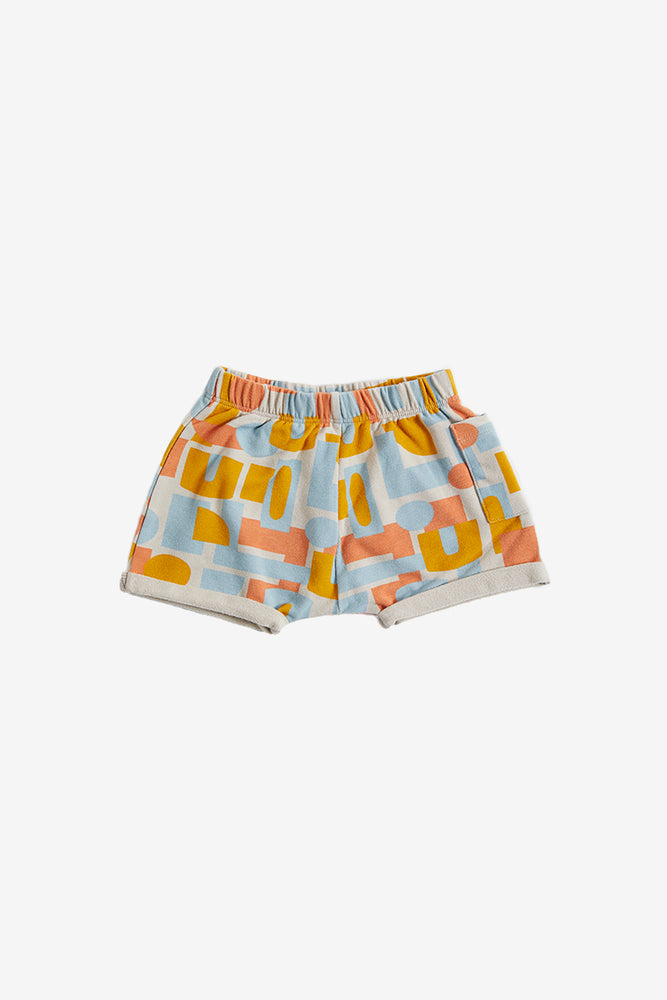 Decades Organic Sweat Shorts - Fog