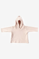 Organic Hoody - Dusty Rose
