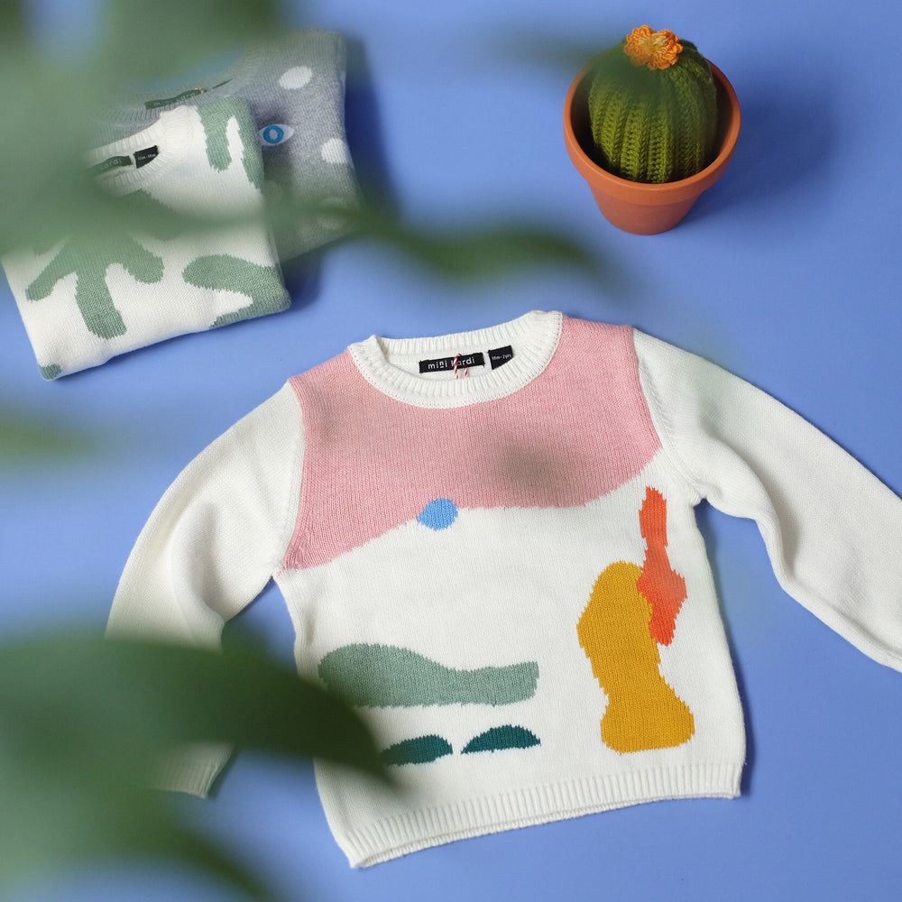 Painting Sweater