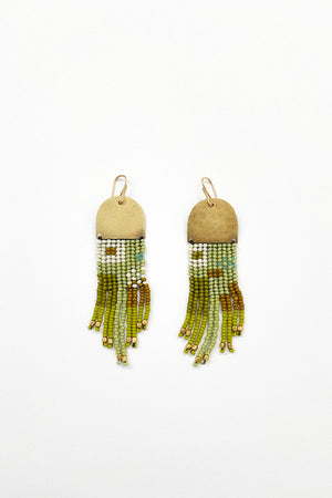Lilita Earring - Forest