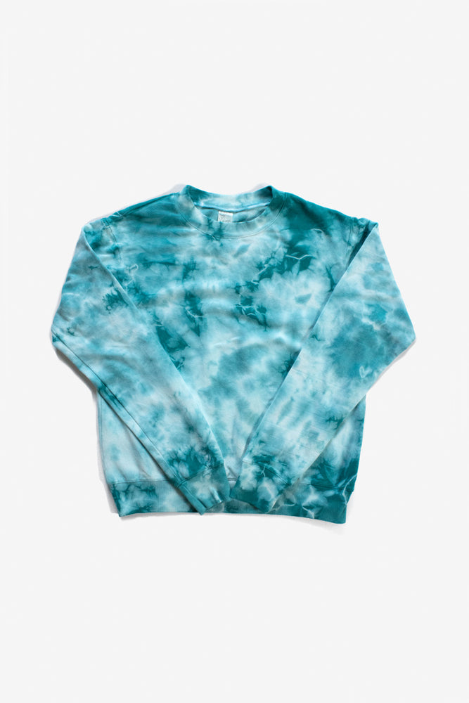 Max Sweatshirt - Atlantic - Tie Dye