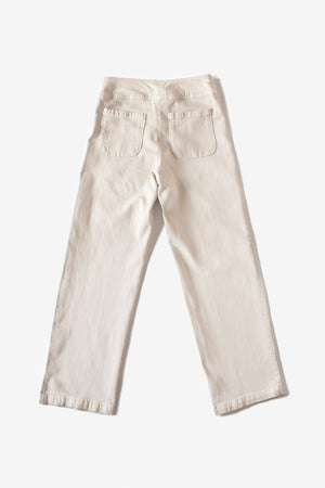 Monica High Rise Jean - Fog
