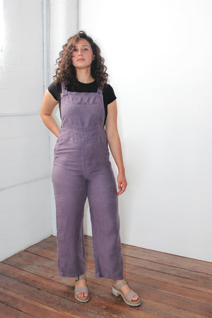 Ariel Overalls - Moonscape