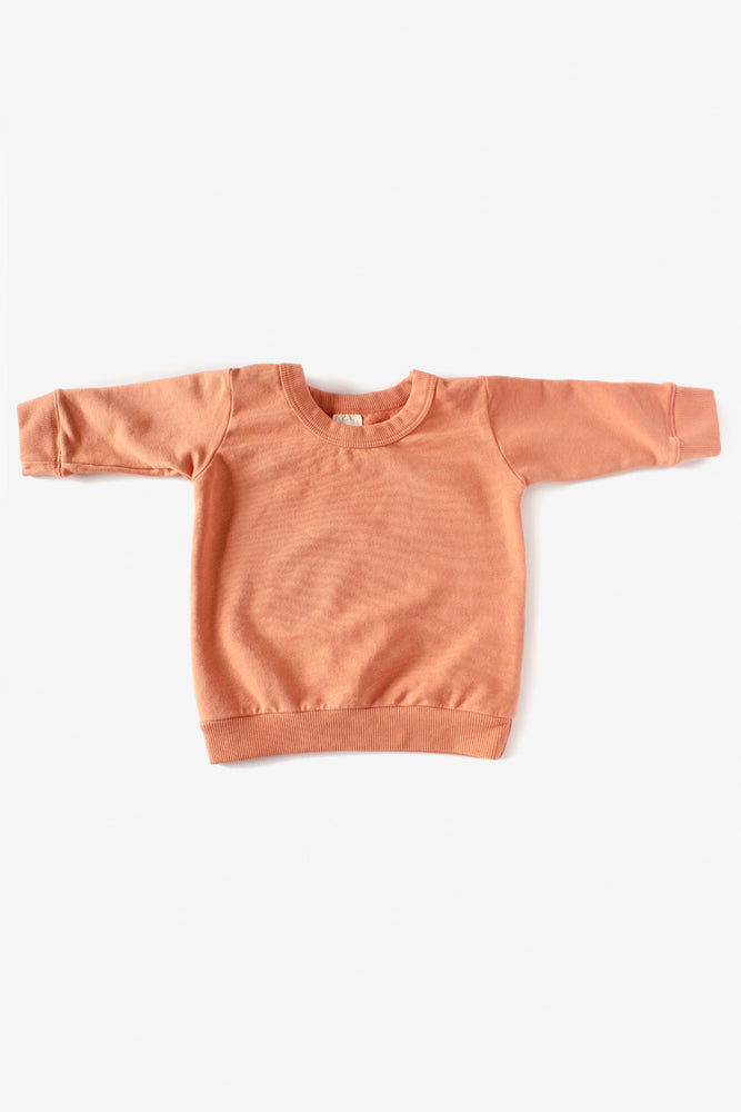 Organic Sweatshirt - Sunset