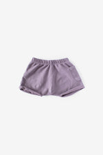 Organic Sweat Shorts - Moonscape
