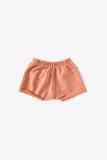 Organic Sweat Shorts - Sunset