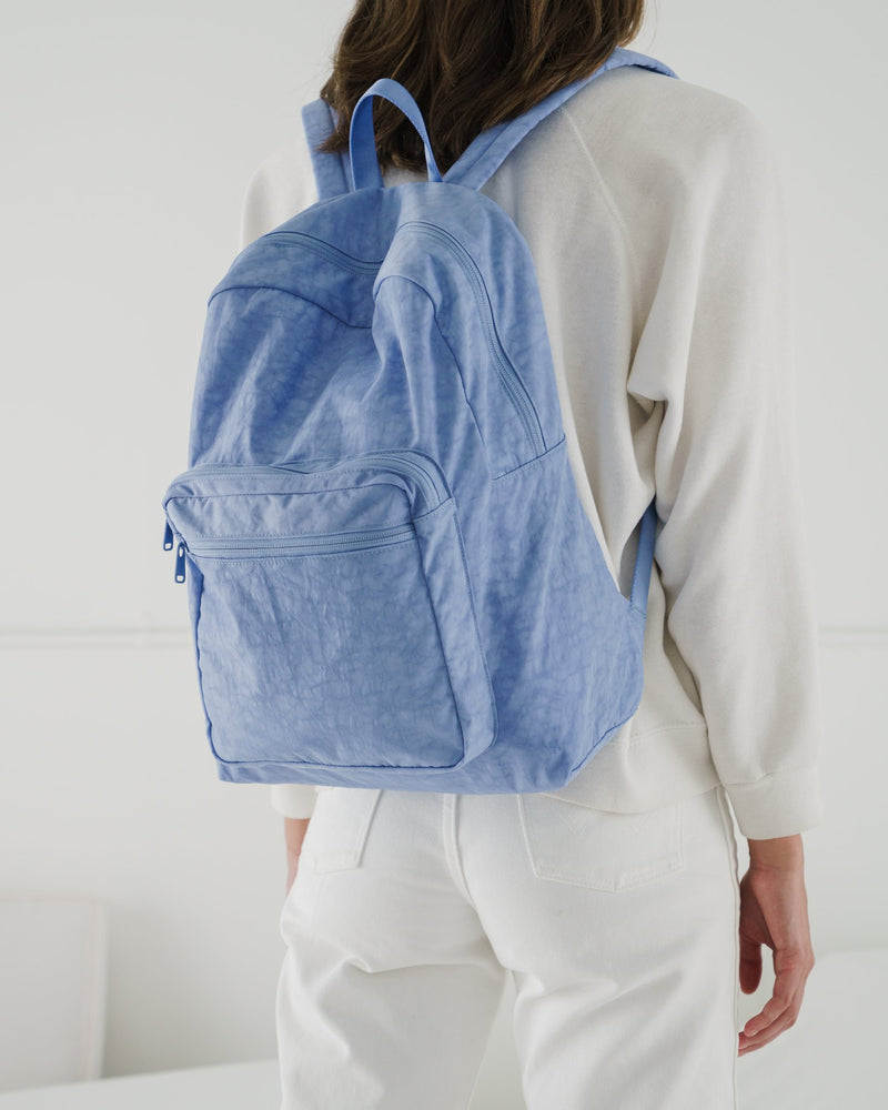 School Backpack - Cornflower