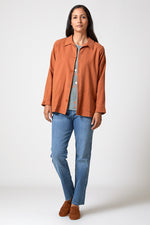 Shop Jacket - Copper