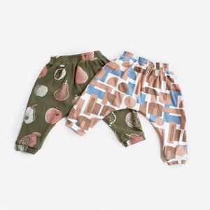Decades Harem Pant - Natural