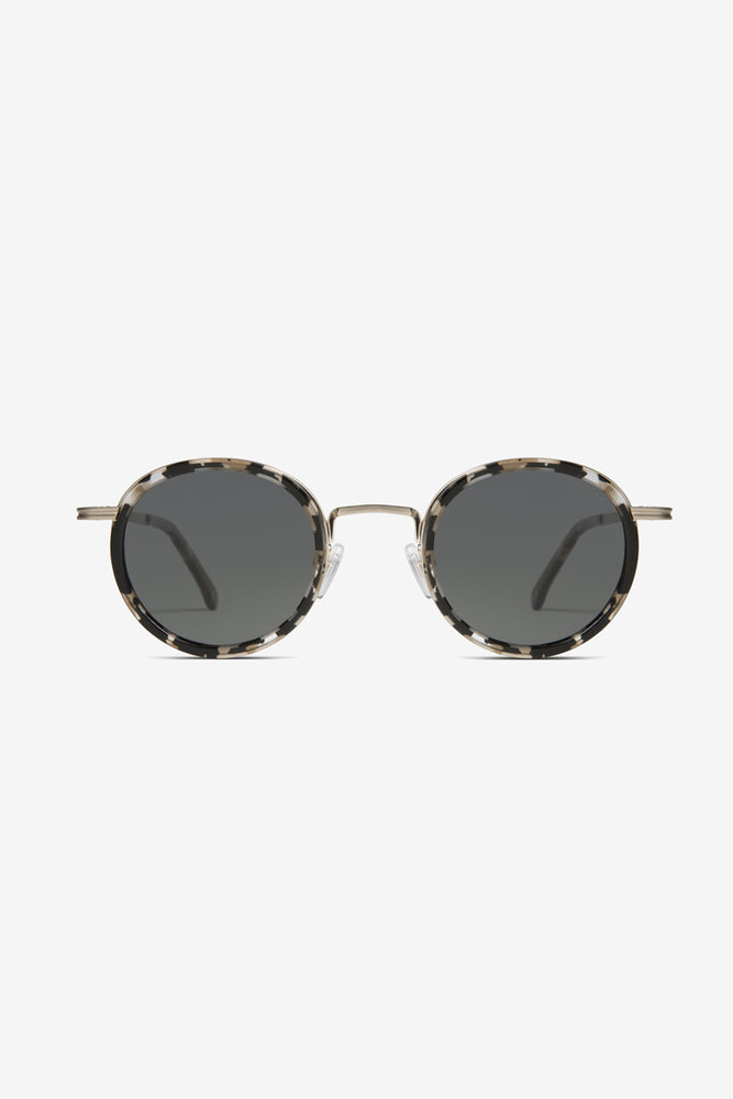 Clovis Sunglasses - Clear Demi