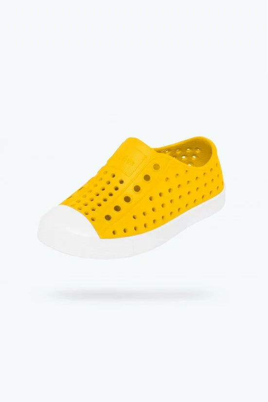Jefferson Shoe - Crayon Yellow