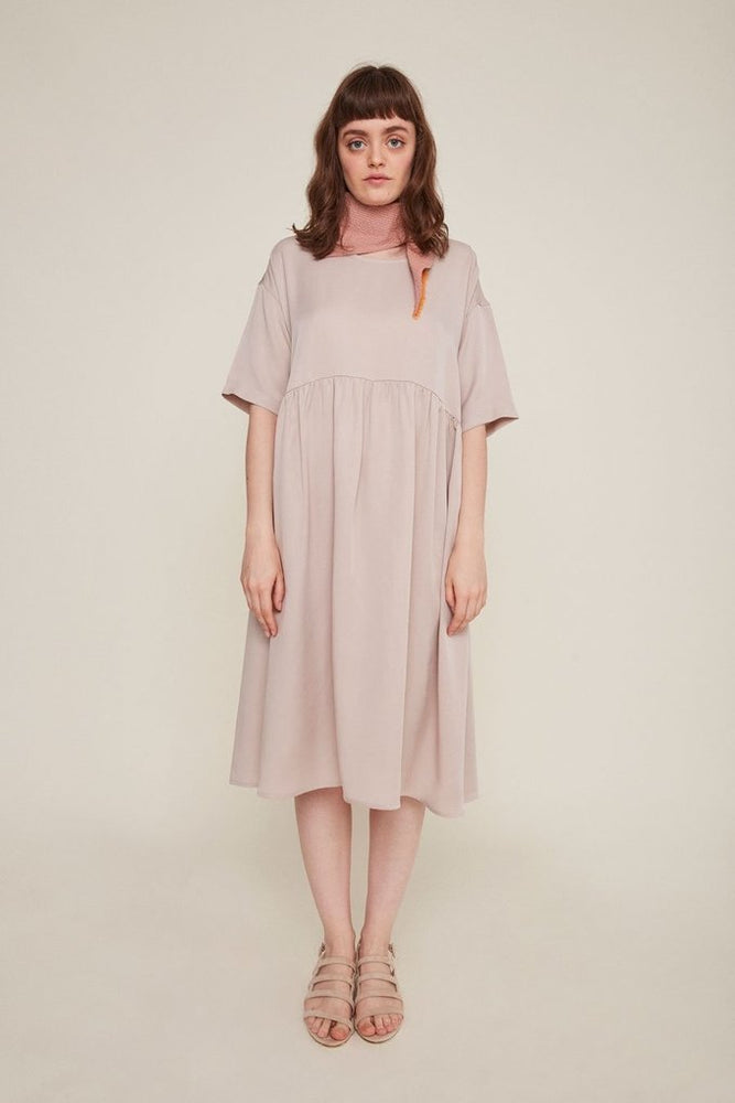 Bianca Dress - Beige