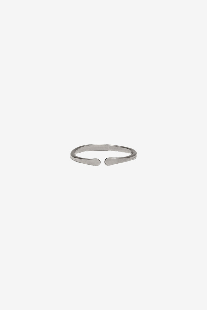 Open Ring - Sterling Silver