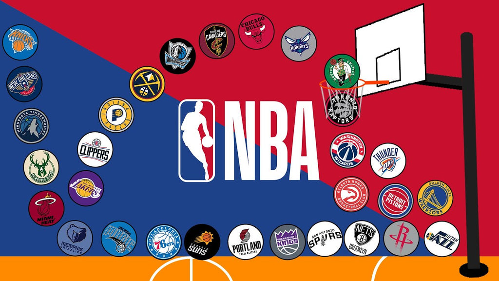 Marble Race NBA 2019/20 Basketball