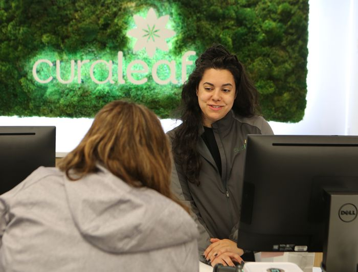 Curaleaf, largest marijuana company in U.S., starts selling recreational marijuana in Massachusetts at Oxford store