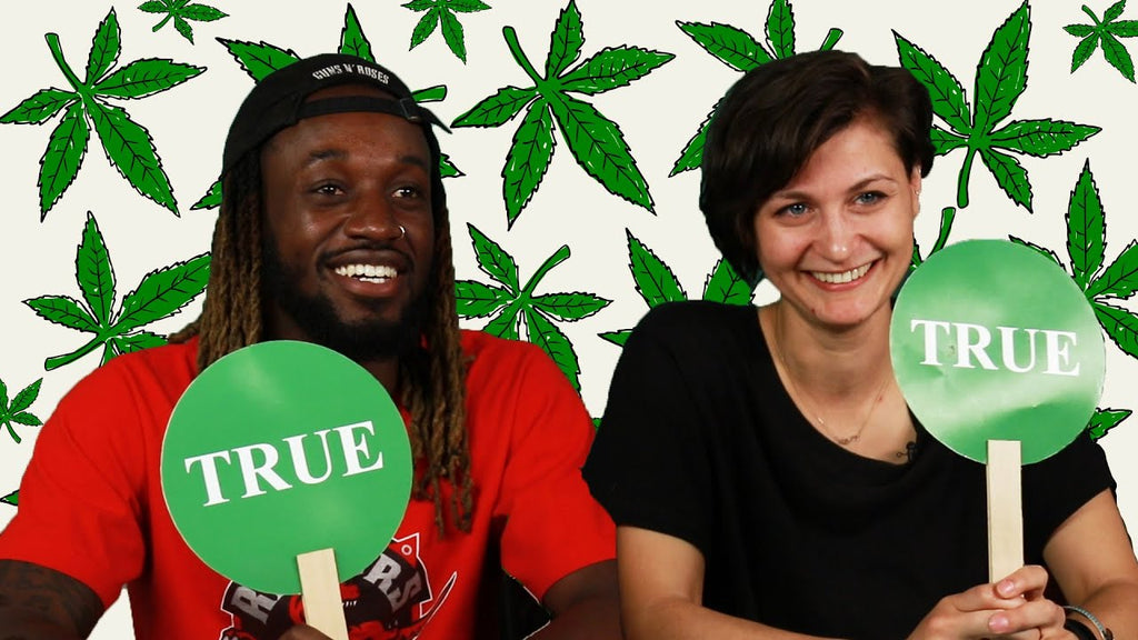 High People Learn Surprising Facts About Marijuana