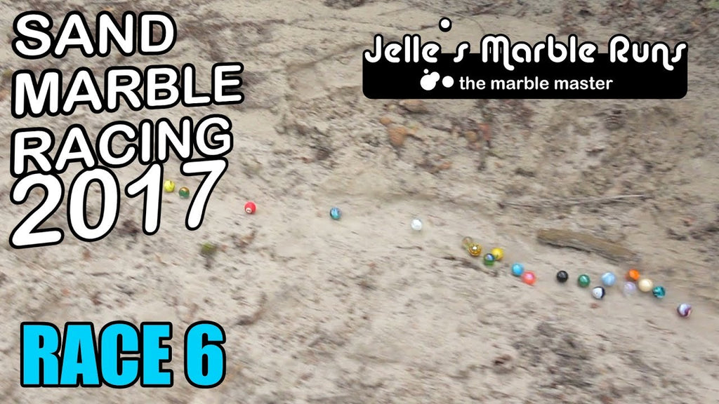 Sand Marble Race - MellowTime Update