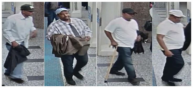Loop pickpocket team caught on video, cops say