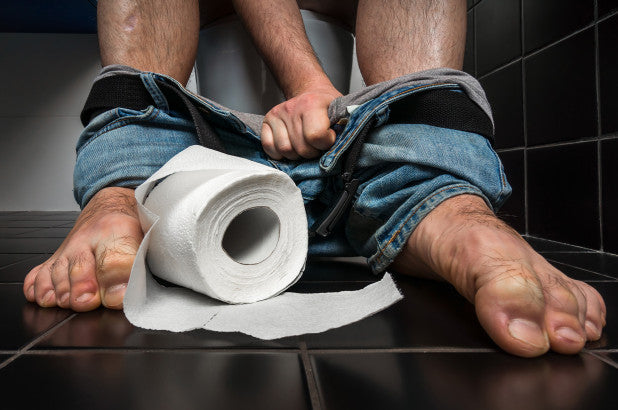 Experts say 'serial poopers' are in it for the rush