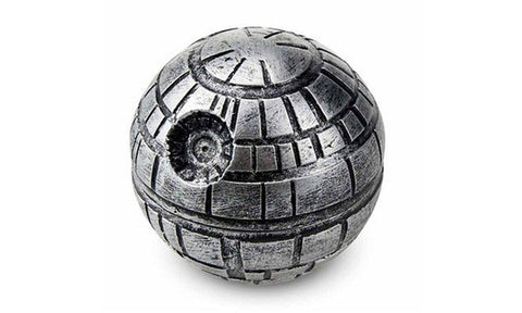 Death Star Grinder - Happy Leaves