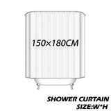 Shower Curtain 60 x 72 Inch