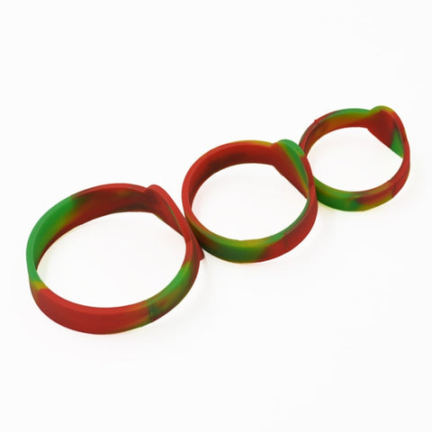 Silicone band for your smoking pipe (Non-Slip)  COVERS YOUR PACK