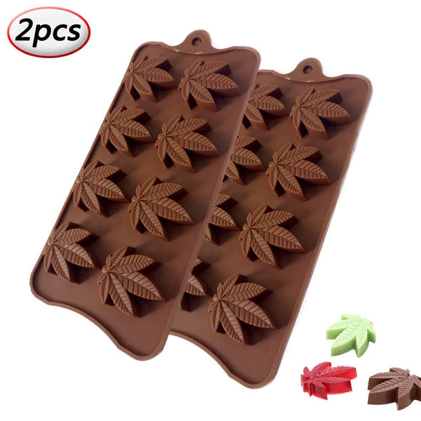 Silicone Candy Mold / Ice Cube Tray