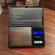 100g 200g 500g Pocket Scale