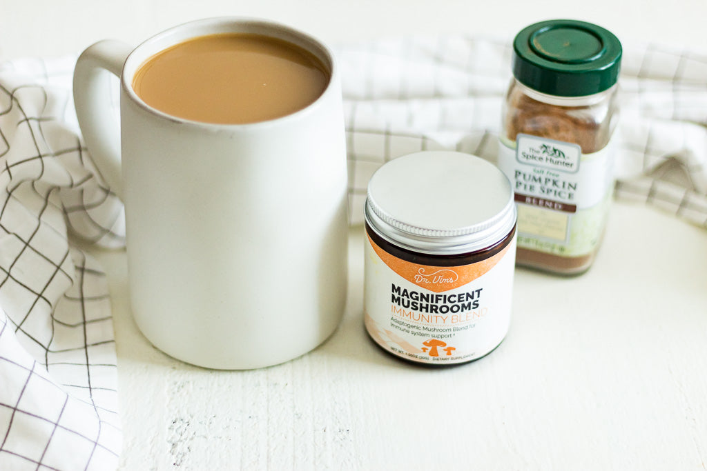 Dr. Vim's Pumpkin Spiced Latte