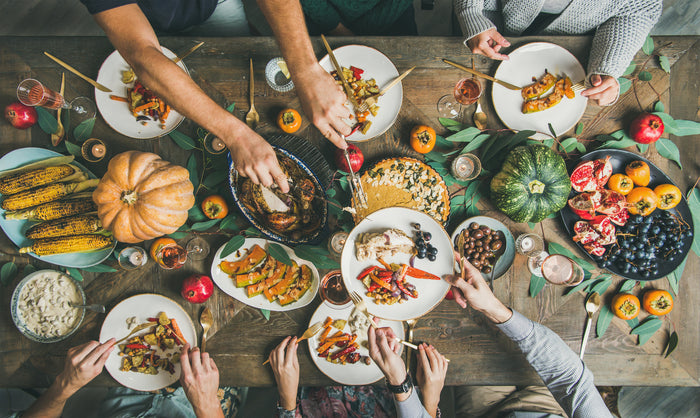6 Delicious Food Swaps for a Healthier Thanksgiving