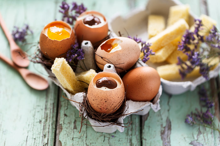 5 Last-minute Guilt-free Easter Treat Ideas