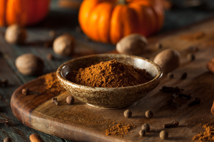 "Adaptogenic Pumpkin Spiced ""Latte"""