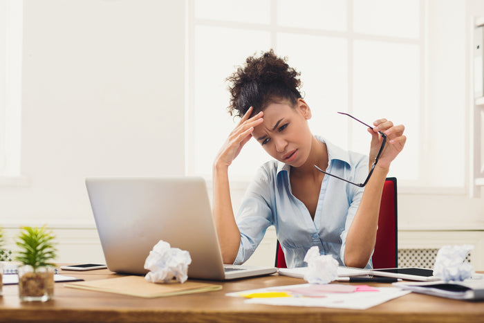 4 Things You Can do When You Are Stressed Out at Work