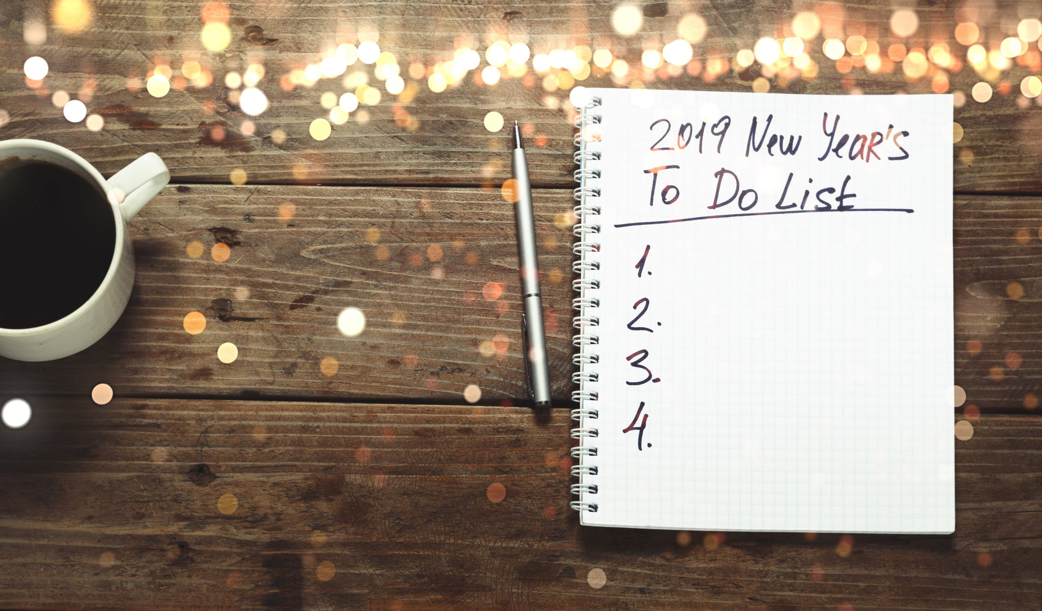 Preparing Your New Year's Resolutions? Here are 3 Ways to Make Sure you Reach Your Goals