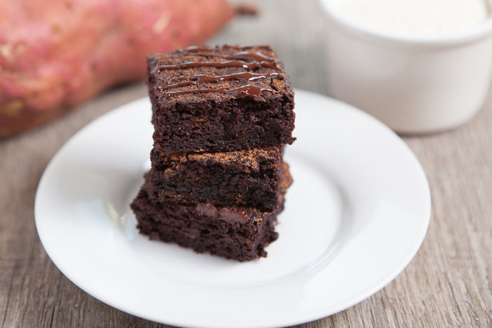 "A ""Spooky"" Immune Boosting Brownie Recipe"