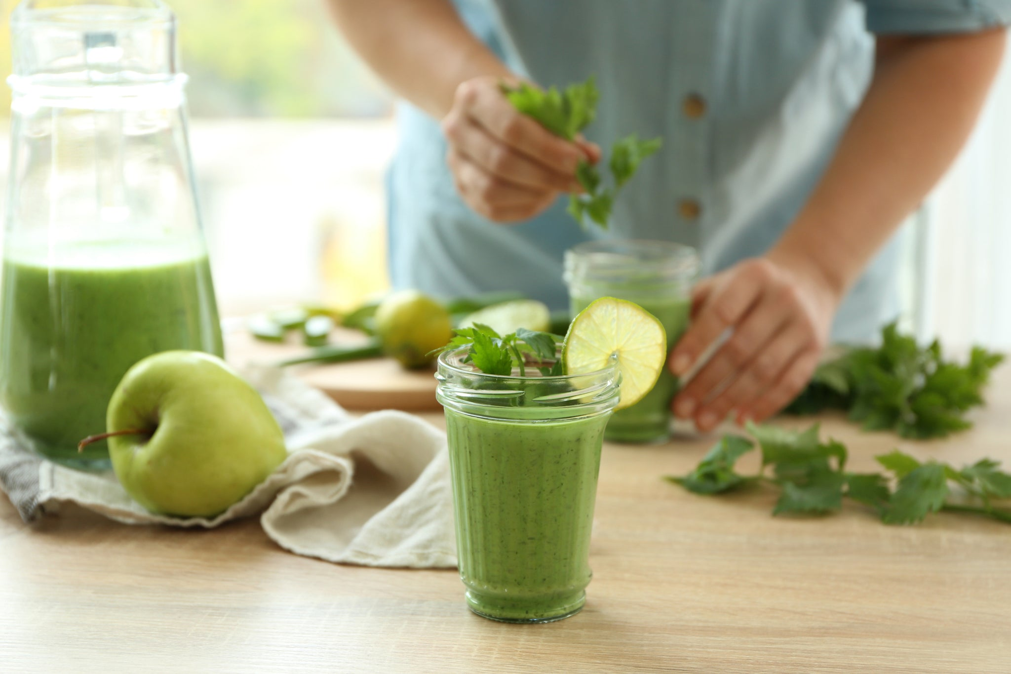 5 Smoothies That Are Perfect to Promote Detox & Get You Back on Track After Thanksgiving