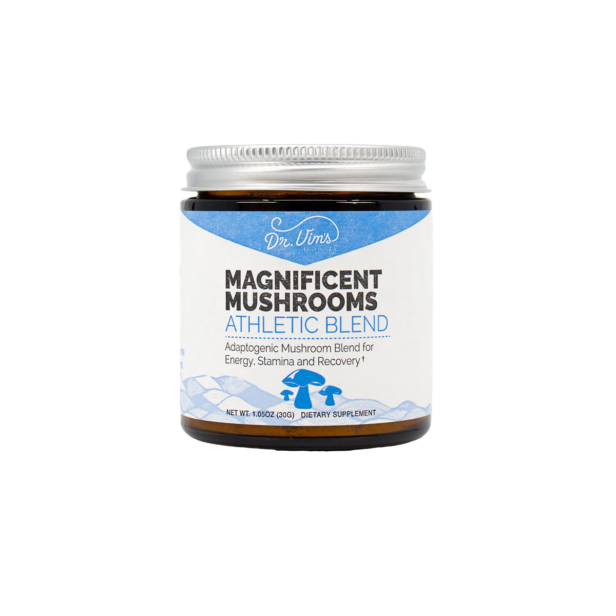 Magnificent Mushrooms - Athletic Blend