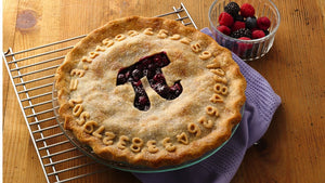 Happy (almost) Pi Day!