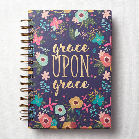 Grace Upon Grace Journal