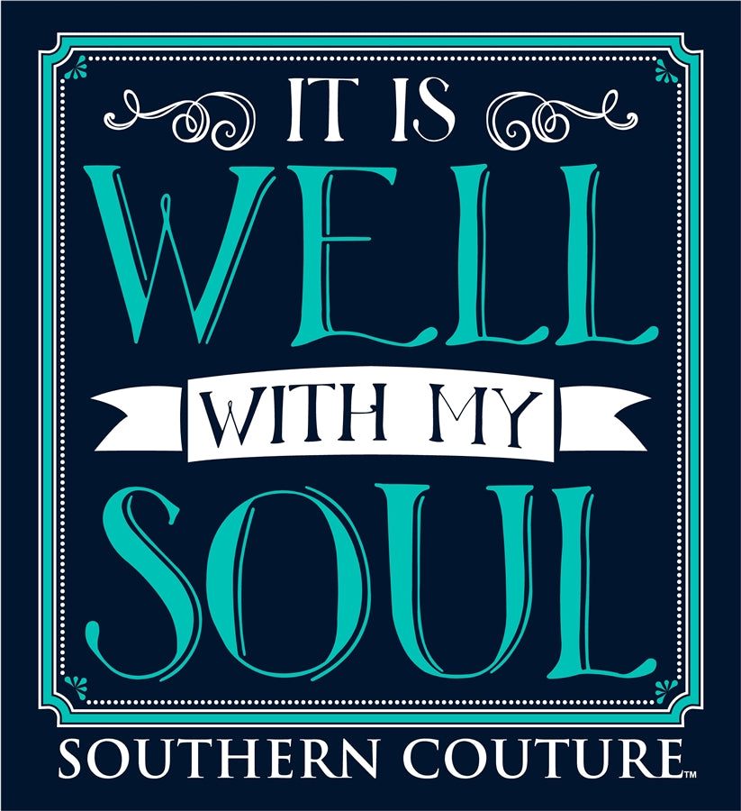 It is Well with My Soul Christian T-Shirt