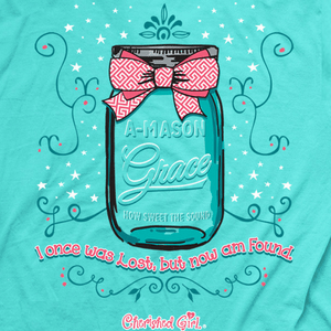 Cherished Girl Christian Shirt | A-Mason Grace