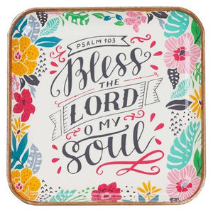 Bless the Lord Ring Dish | Psalm 103