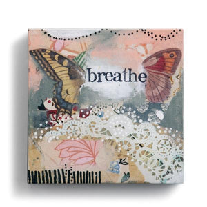 Breathe Canvas Wall Art | Kelly Rae Roberts
