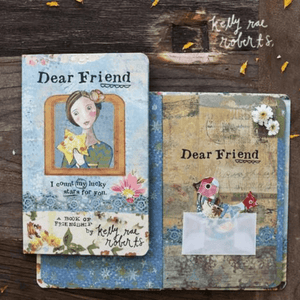 Dear Friend Gift Book | Kelly Rae Roberts