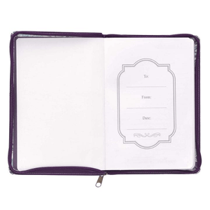 Ecclesiastes 3:11 Scripture Journal | He Has Made Everything Beautiful | LuxLeather