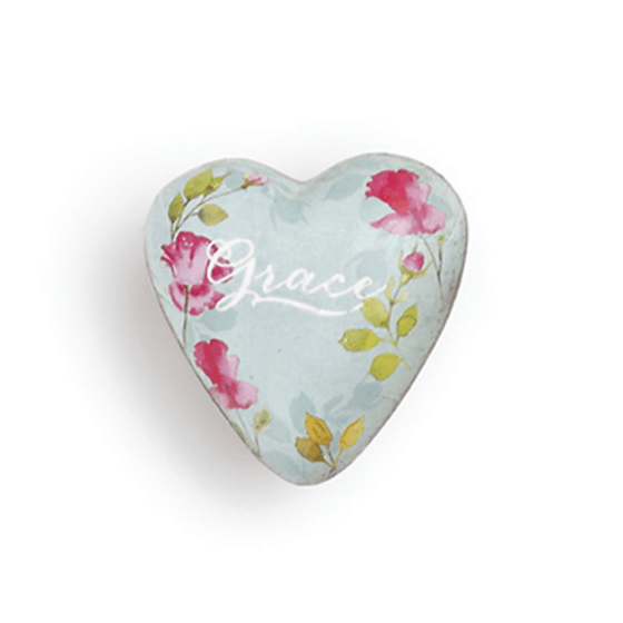 Art Heart Pocket Token | Grace